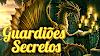Dragões Dourados: os guardiões secretos do bem e da justiça!