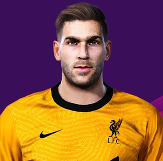 PES 2020 Faces Adrián by Rachmad ABs