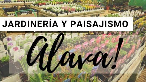 Comprar plantas online en Alava