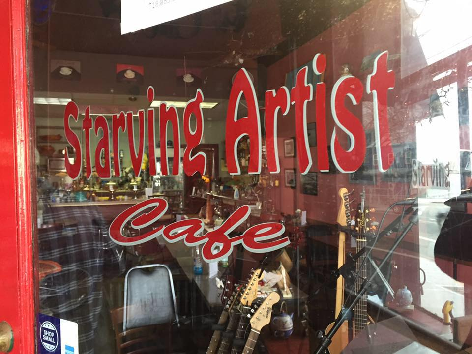 Starving Artist Cafe City Island Bronx