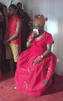 Photos from the coronation of the new Oba of Benin
