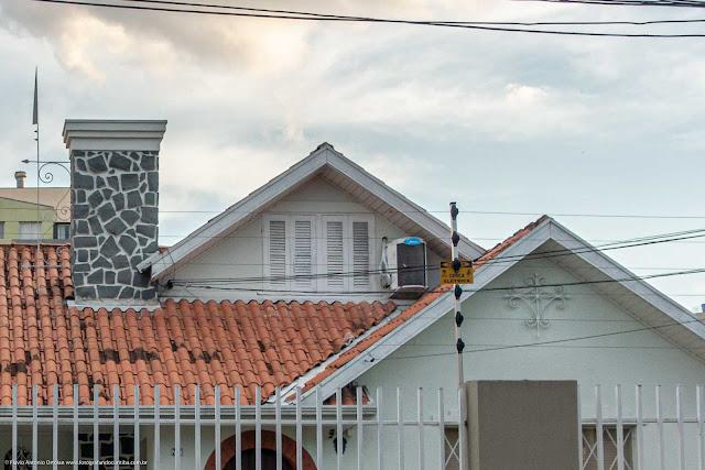 Casa na Rua Inácio Lustosa - detalhe