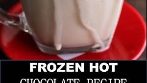 #BEST #DRINK #FROZEN #HOT #CHOCOLATE #RECIPE