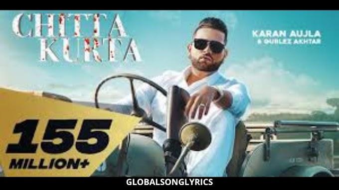 chitta kurta new song lyrics in Punjabi