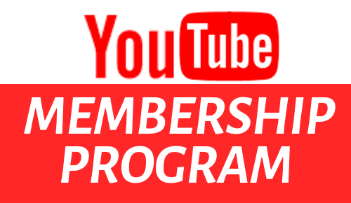 YouTube Membership Program :- Become a Channel Member On YouTube