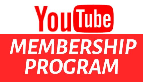 YouTube Membership Program