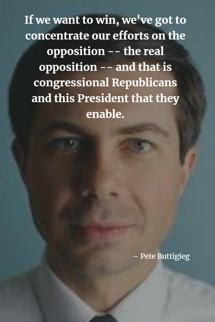 Pete Buttigieg Quotes