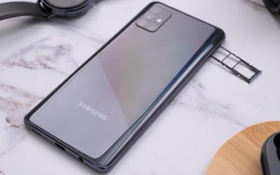 Spesifikasi & Harga Samsung Galaxy A51