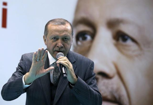 Ερντογάν προς ΕΕ: «Θα ανοίξουμε τις πύλες και θα σας στείλουμε 3,6 εκατ. πρόσφυγες»