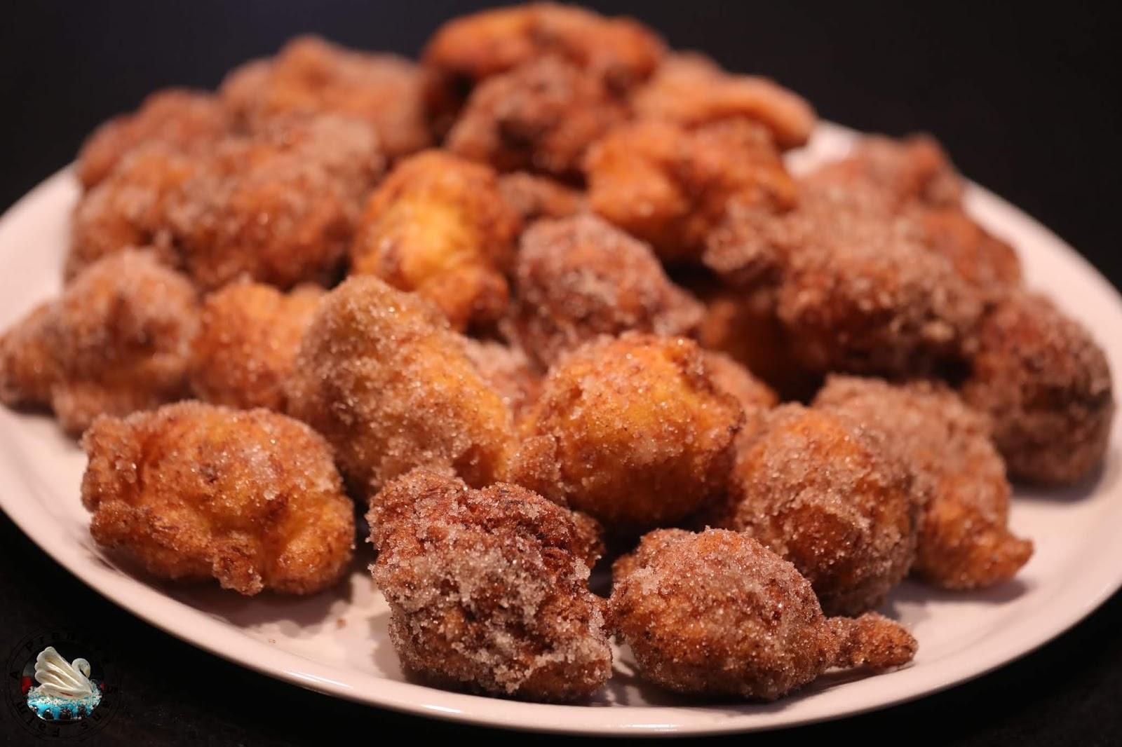 Beignets de potiron portugais « velhoses»