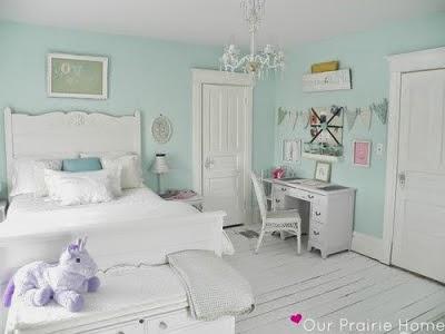 Memilih Desain Kamar Tidur Anak Perempuan