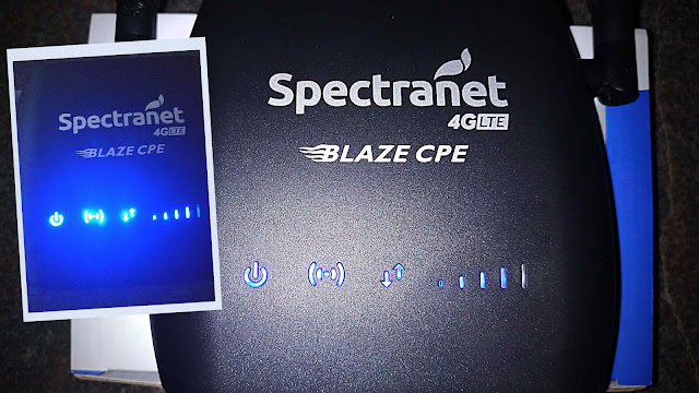 Spectranet Blaze CPE Review