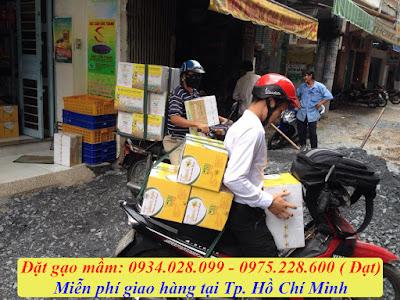 hinh-anh-giao-40kg-gao-mam-cho-chi-mai-tai-quan3-tp-ho-chi-minh