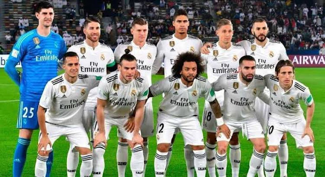 تشكيل ريال مدريد ضد ليغانيس عبر سوفت سلاش