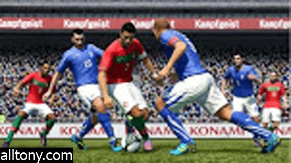 تحميل وتثبيت لعبة بيس  2011 كامله النسخة الاصلية Pro Evolution Soccer 2011