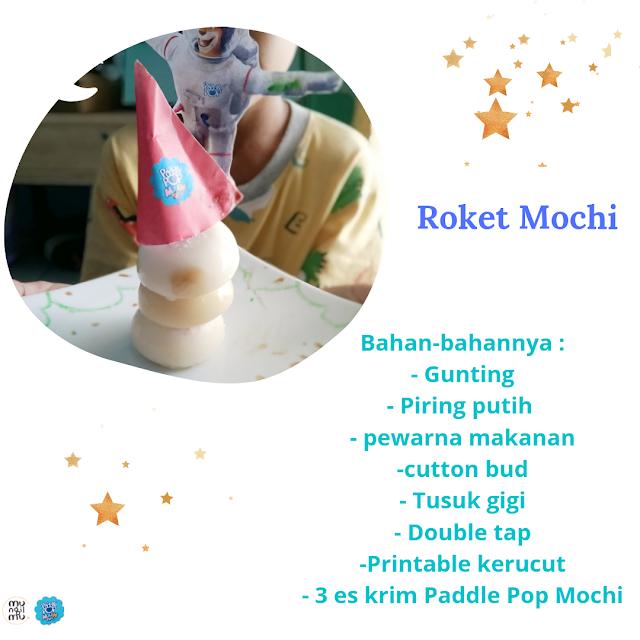 Roket Mochi