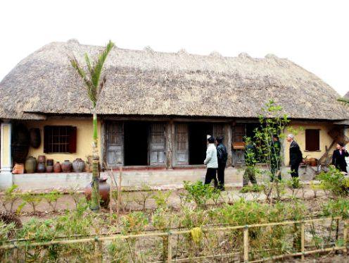 Bảo tàng đồng quê - Giao Thủy