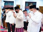 Tunaikan Sholat Idul Adha, HD: Tetap Jaga Solidaritas dan Pupuk Rasa Berkurban Untuk Berbagi