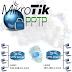 PPTP VPN de acceso remoto del servidor