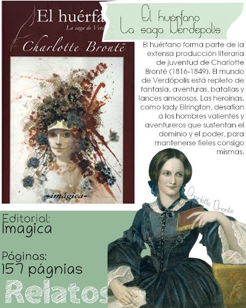 El huérfano - Charlotte Bontë