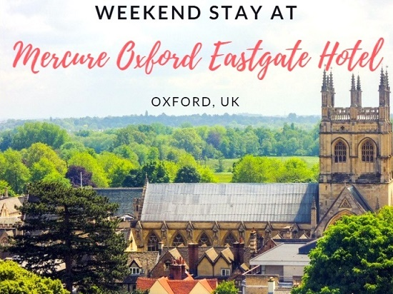 luxury hotel in oxford uk