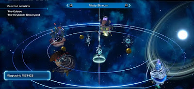 Kingdom Hearts 3, Misty Stream Galaxy, Defeat Schwarzgeist
