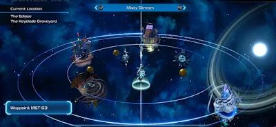 Kingdom Hearts 3, Misty Stream Galaxy, Defeat Schwarzgeist