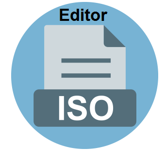 ISO EDITOR Cover Photo