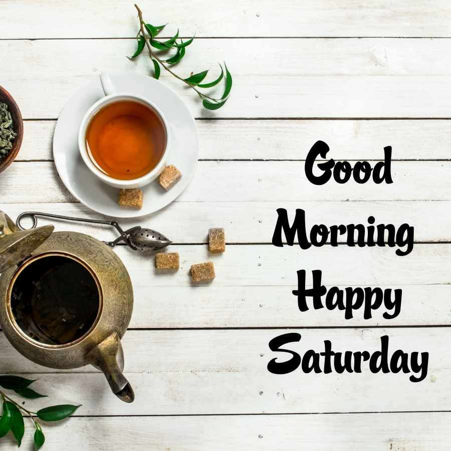 good morning saturday blessings