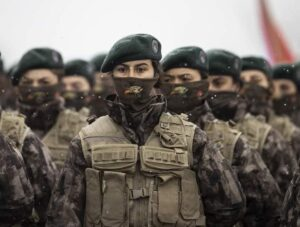 Pasukan Khusus Wanita Turki