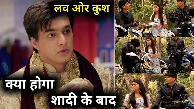 Future Story :  Kartik and Naira to remould spoilt Luv Kush in Yeh Rishta Kya Kehlata Hai