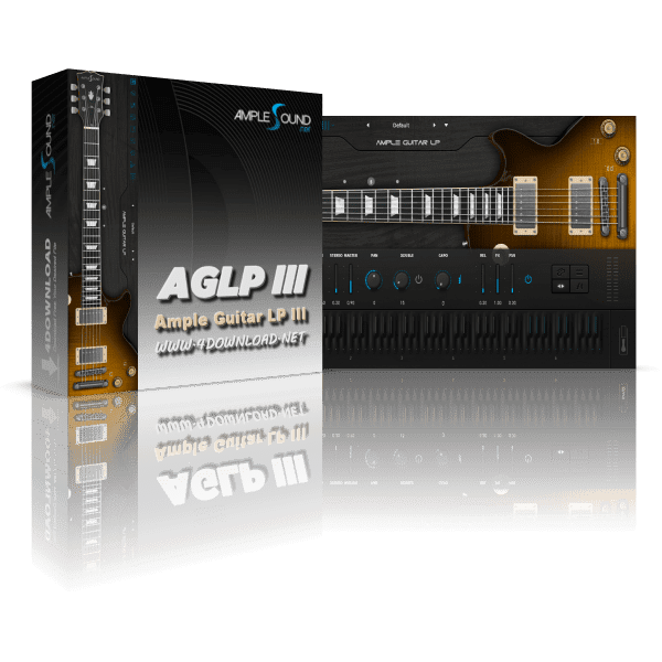Ample Guitar LP III v3.1.0 Full version