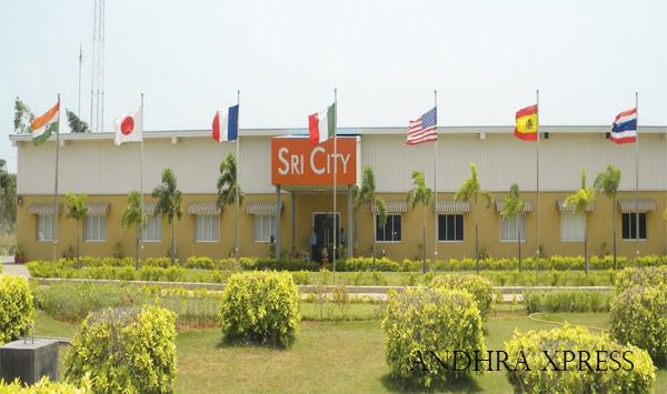 Sri City : Nellore