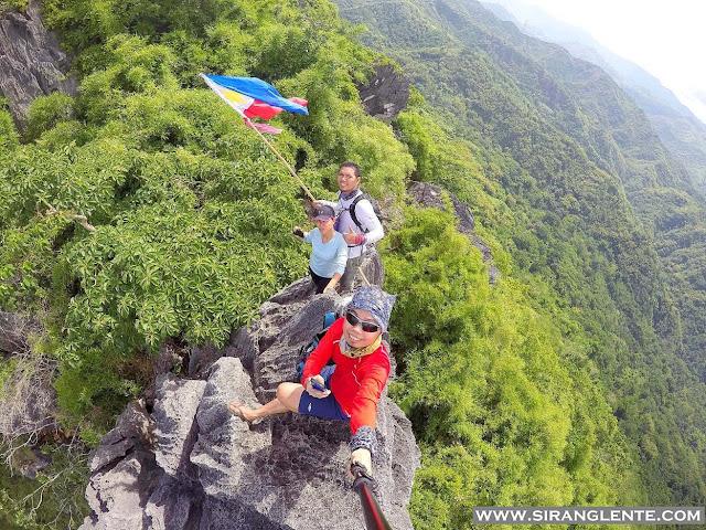 Mt. Hapunang Banoi summit