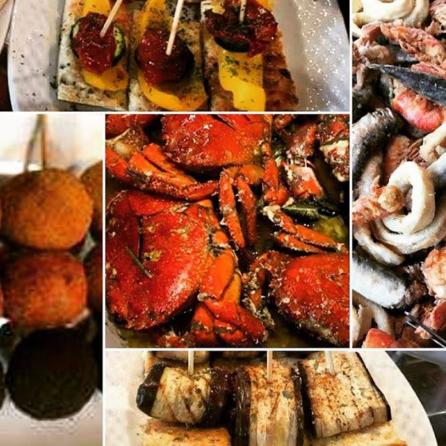 Gastronomie à Venise - spécialités culinaires