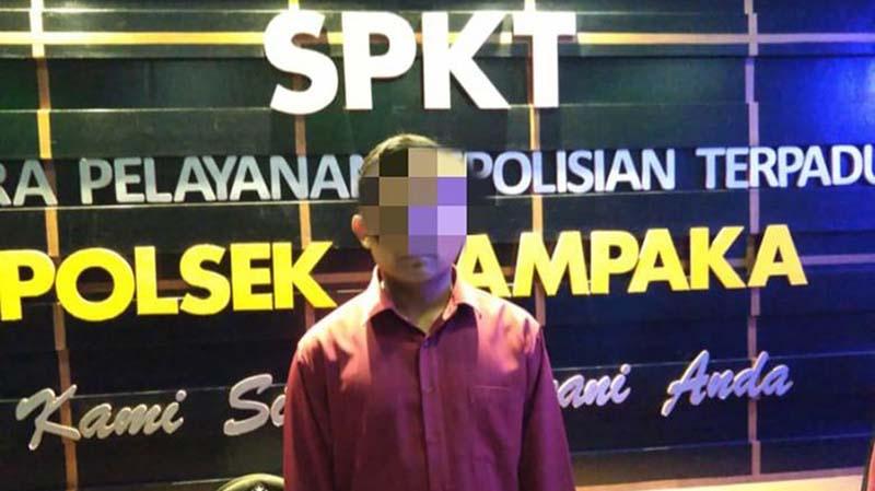 Guru MTs di Cianjur Sodomi Muridnya hingga 20 Kali