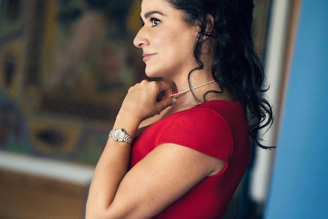 Photo of Rolex Arts Testimonee Cecilia Bartoli  by Emmanuel Fradin