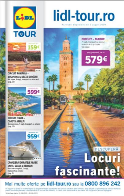 LIDL TOUR - Revista 8 2019