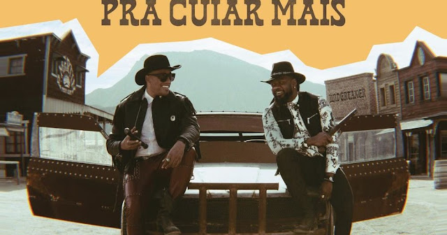 Anselmo Ralph ft. C4 Pedro - Pra Cuiar Mais (Zouk)