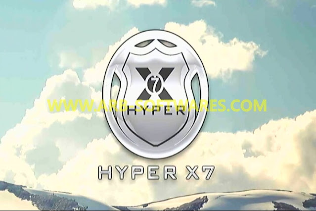 HYPER X7 1507G 1G 8M SCB1 V12.09.30 FACEBOOK-TWITCH-HYPERCAM NEW SOFTWARE 30-9-2020