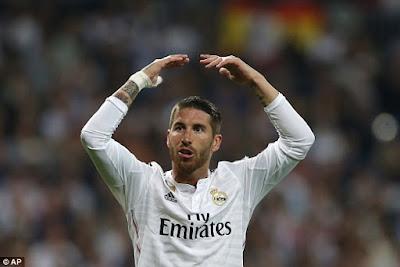 Tương lai của Ramos ở Real sắp được định đoạt