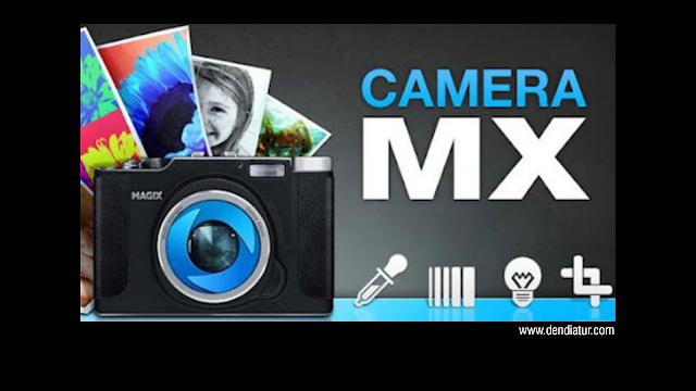 Camera MX: aplikasi kamera terbaik untuk android