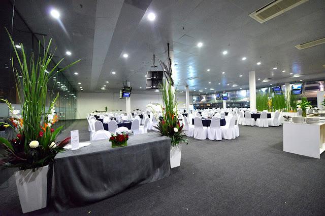 Aktiviti di Sepang International Circuit, perkahwinan unik