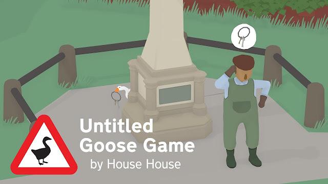 Untitled Goose Game (Switch) recebe novo trailer de gameplay
