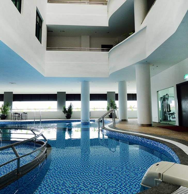 Cuti, hotel mahal, indah khabar dari rupa