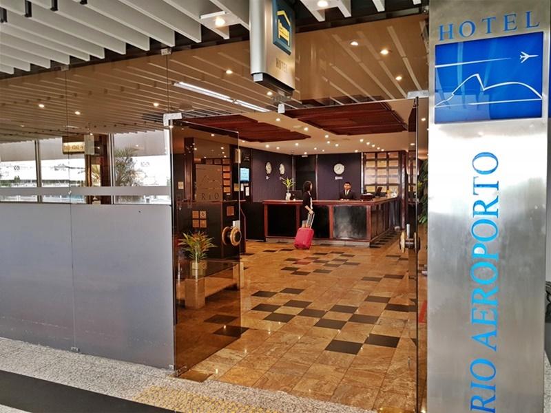 Hotel no Rio de Janeiro próximo ao aeroporto