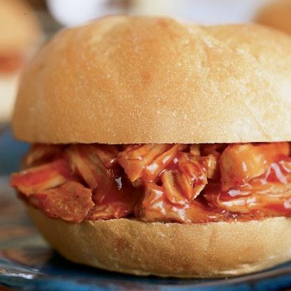 Pork (or Beef) on a Bun Recipe