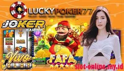 Daftar Slot LuckyPoker77