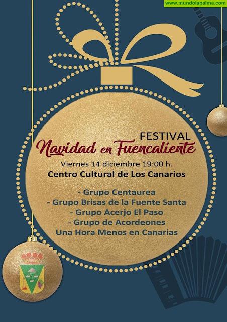 Festival de Navidad en Fuencaliente de La Palma