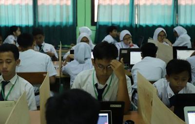 Contoh Soal Memvariasikan Kalimat - UNBK SMP 2020